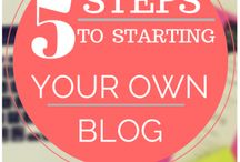 Starting your own food blog