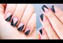 Unhas decoradas • Nail art