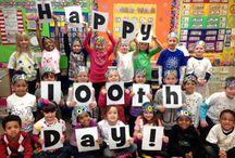 100 Days Celebrations