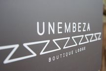 July - Unembeza Boutique Lodge / Our chosen room of the month is a special project done by Paintsmiths Hoedspruit. The current Unembeza Boutique Lodge  used to be a former residence.