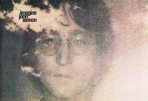 John Lennon Album Covers  / Album covers of John Lennon's solo albums.
