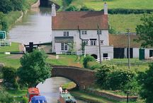 UK Canals / Canal life.