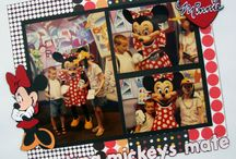 Scrapbook - Disney Ideas