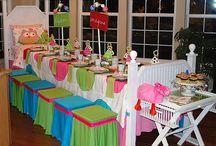 Festas Infantis (Ideias e decor)
