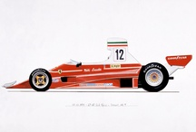 Formula 1 and more / Best Formula 1 cars and drivers... and other racing competitions / by Fabio Decade Pin