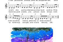 zima*písně