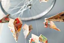 Baby Boy Nursery  / Decorating ideas for a baby boy's nursery.
