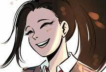 Momo Yaoyorozu (best Girl just my opinion) (my idea)