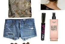 Country outfits for Summer