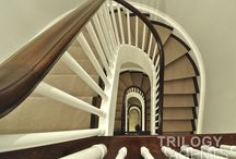 Stunning Staircases / A wonderful staircase can add so much to a home.