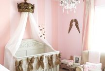 Faith and Lilly bedroom/nursery