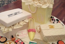 Designers Inspired Cakes & Cupcakes