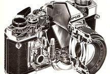 Écorchés / Les illustrations techniques, les écorchés pour montrer l'intérieur et le fonctionnement des choses