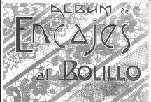 dentelle aux fuseaux 2 / by Ariane Blavin