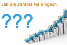 Zarabianie na Blogach / Jak zarabiać na blogach w Internecie? Właśnie tak... http://ZarabianiePrzezInternet.EmpowerNetwork.com