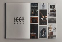 look book mood board