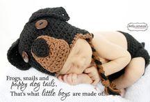 Moms crochet ideas