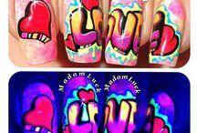 Nails / Amazing