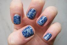 Fun With Nail polish  / by Ayelet Heckathorn