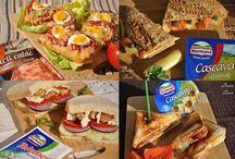 Sandwich time :)