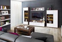 Meble do wymarzonego mieszkania / Meble do salonu, sypialni, kuchni, przedpokoju, pokoju dziecka - inspiracje i pomysły