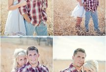 Kelsey engagement / by Sarah Jenne
