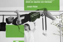 Frases Joseph Pilates / Frases do grande criador do Pilates: Joseph Pilates