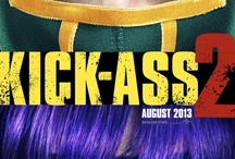 Kick-Ass 2 / Kick-Ass and Hit-Girl are back this August!  / by Regal Cinemas