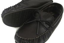 Footwear / Sheepskin & Suede Boots and Slippers for Ladies and Gentlemen