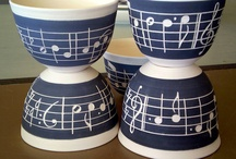 Pottery mugs and goblets / by Shelley Duncan