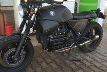 BMW k100 proyecto