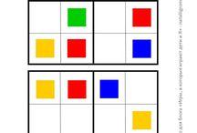 sudoku cubes