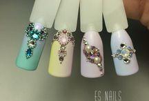 nails biżu