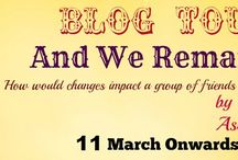 AND WE REMAINED BY ASAD ALI JUNAID / http://www.tbcblogtours.com/the-blog-tours/category/and-we-remained