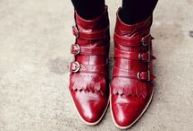 Fashion - Boots / Boots are all I want to wear