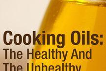 oils/butter/essential oils