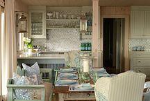 de la casa / Home decor, interior design, decorating,  / by vickichristine