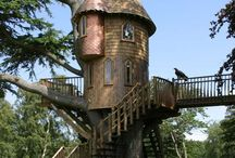 Tree house & Child Garden
