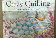 Books / Embroidery and quilting books