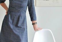 Colette patterns - PEONY / dress, robe