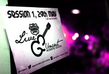 Live and Uncut Session 1