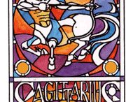 ☼ SAGITTARIUS / To be a Sagittarian is to be surrounded by serendipity. Rarely do you have to go in search of anything. It naturally comes to you. Or, at least, it does as long as you know the difference between trusting your luck and pushing your luck. When you strive, you stumble. When you make the most of what's on offer, you get magical results.