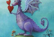 dragons et autres bébêtes! !