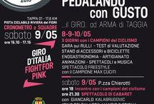 Eventi Giro d'Italia Liguria 2015 / Raccolta eventi