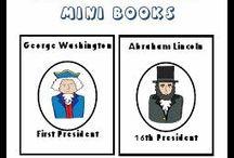 Teach: Presidents Day