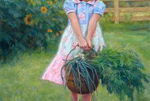 Art Painter Robert Duncan