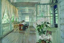 painted rooms / by Fran Ginn