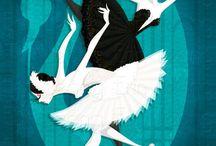 Swan Lake Illustrated