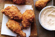 Reçette poulet