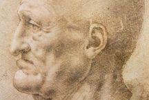 ΠΙΝΑΚΕΣ LEONARDO DA VINSCI / Ο Λεονάρντο ντα Βίντσι ήταν Ιταλός αρχιτέκτονας, ζωγράφος, γλύπτης, μουσικός, εφευρέτης, μηχανικός, ανατόμος, γεωμέτρης και επιστήμονας που έζησε την περίοδο της Αναγέννησης. Βικιπαίδεια Γέννηση: 15 Απριλίου 1452, Βίντσι, Ιταλία Απεβίωσε: 2 Μαΐου 1519